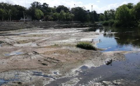 Desaparece el río Valles
