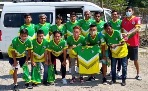 Texcoco CD Valles FC debutará en casa