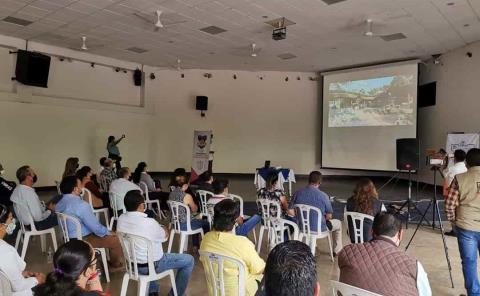 Proyecto arquitectónico para Unidad Administrativa Mpal.
