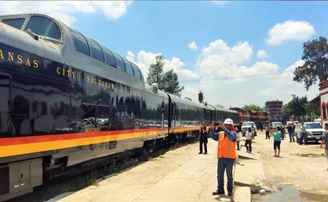 Descartan el tren turístico huasteco