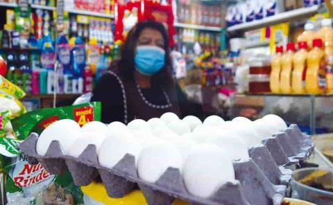 Encareció el huevo