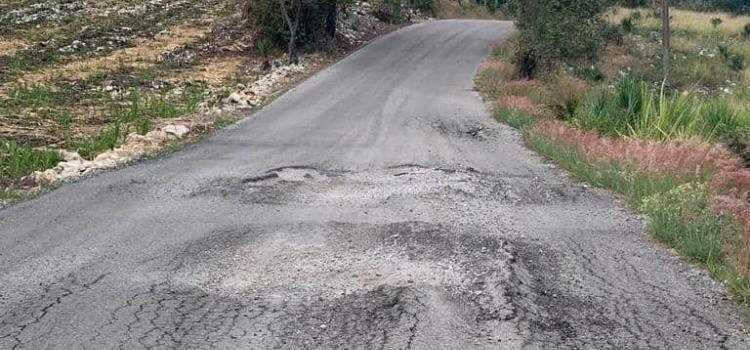 Camino de Jabalí a Moctezuma no sirve