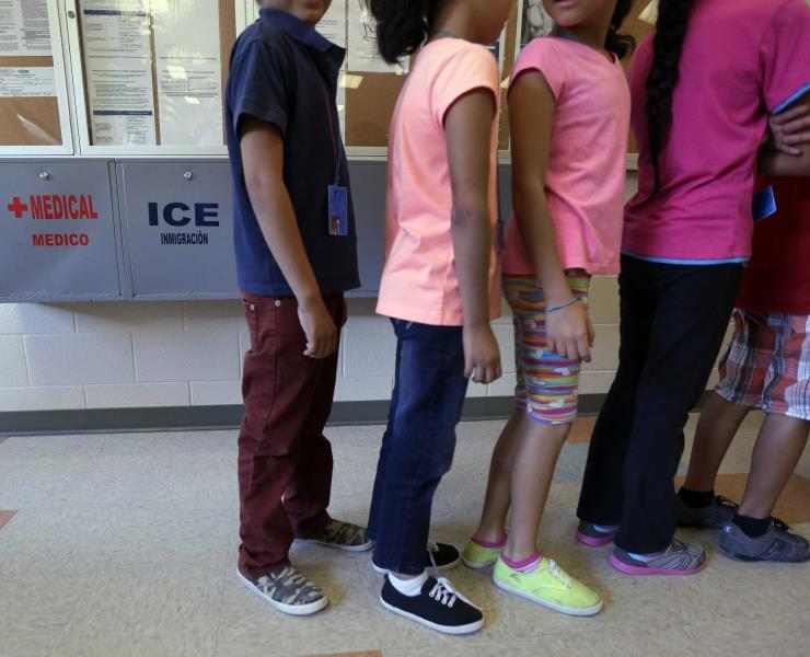 Crece número de niños migrantes