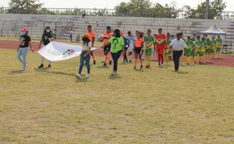 2 PUNTOS  sumó Texcoco CD Valles FC