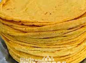 No aumentó el precio del kilo de la tortilla