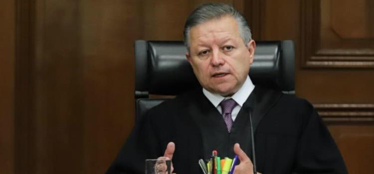Jueces actúan con autonomía: Zaldívar