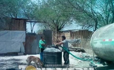 Gestionan abasto de agua potable