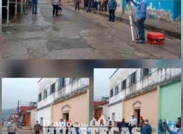Gobierno municipal busca rehabilitar calle