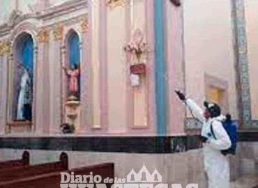 Católicos se apuntan  contra el dengue