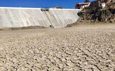 Sequías nunca antes vistas habrá