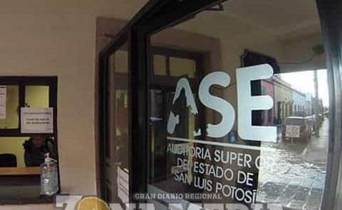 Recibió ASE todas las cuentas públicas