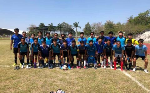 Club FAI se impuso a Texcoco Cd. Valles FC