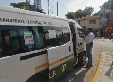 Transportistas en la mira de SCT