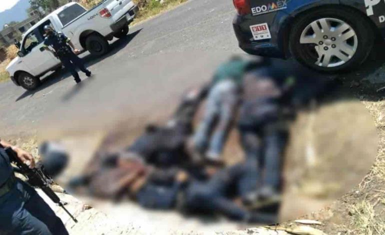 Masacraron a 13 policías