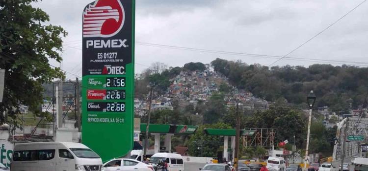 """Ya no habrá más """"gasolinazos"""""""