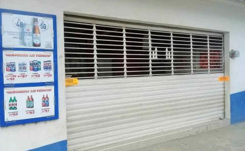 """21 comercios """"suspendidos"""""""