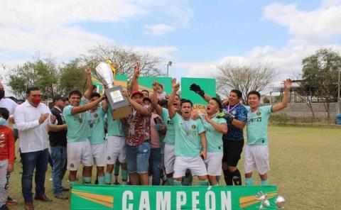 """""""18 de Marzo-Bugle"""" es campeón"""