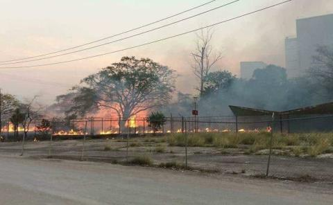 Hasta junio concluye temporal de incendios