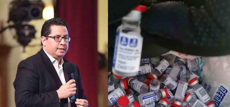Ponen en Campeche falsas vacunas rusas