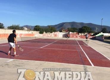 Reactivarán los juegos de tenis