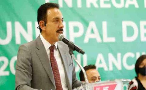 Anuncia Fayad inversión histórica en obra pública