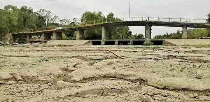 Conagua y Sermanat dejaron secar los ríos