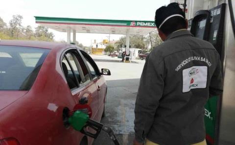 Quitarán subsidio a la gasolina