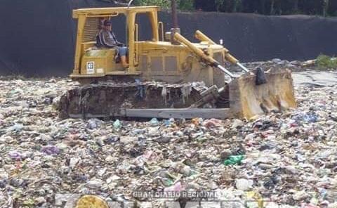 Confirmaron construcción de nuevo relleno sanitario