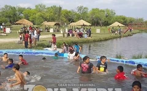 Cuidado al nadar en ríos y presas