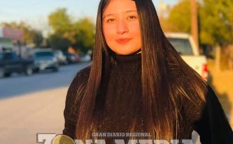 Gaby de paseo en Coahuila