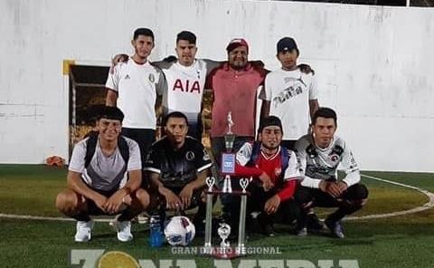 Santa María campeón