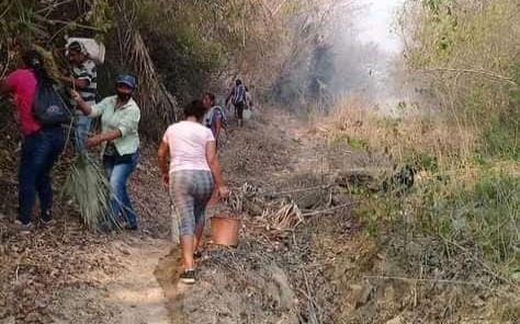 Solicitan investigar incendio en Carrizal