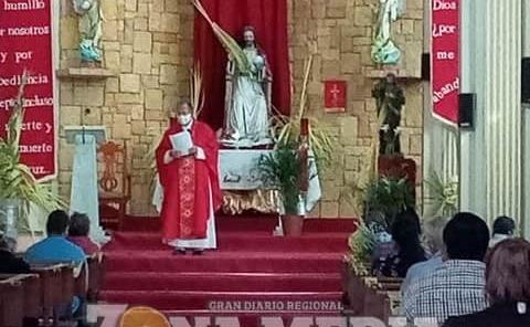 """Aplicaron medidas en el """"Domingo de Ramos"""""""