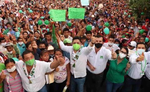 Cercanía con los paisanos es fundamental para el desarrollo de SLP: Gallardo