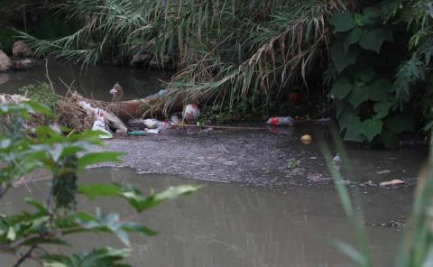 Detengan ya la contaminación