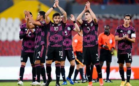 México Vs. Honduras por el título preolímpico