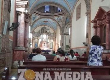 Templos católicos estarán abiertos