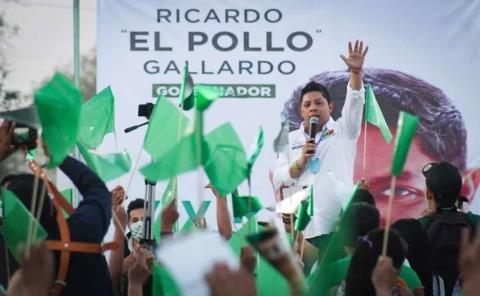 Crecimiento de infraestructura hospitalaria detonará fuentes de empleo: Gallardo