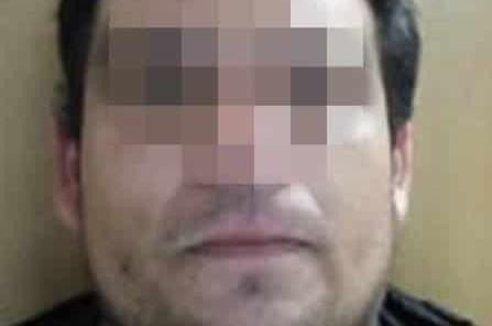 Hombre arrestado por incumplimiento