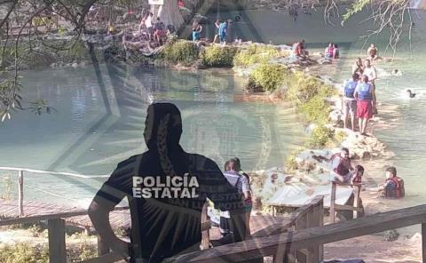 Reforzó vigilancia la Policía Estatal