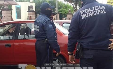 Policía preventiva realiza recorridos