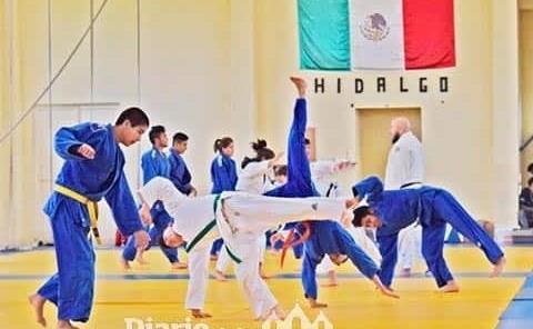 Acertado el curso de Judo