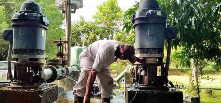 Requieren nuevo sistema de agua