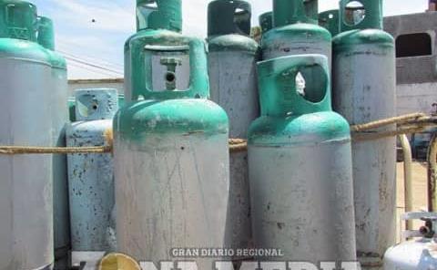SUBIÓ EL GAS