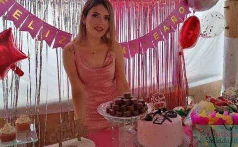 26 aniversario de Carolina Aguilera