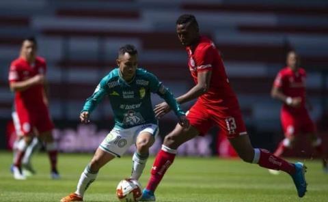 León y Toluca cierran jornada