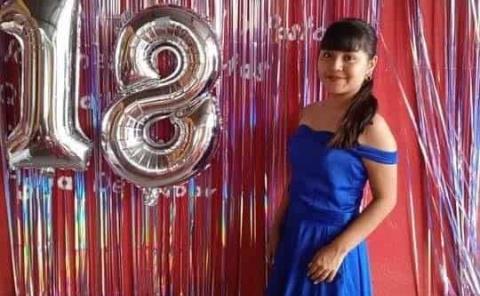 Marisol Ayala cumplió sus 18