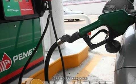 Precio de la gasolina seguirá aumentando