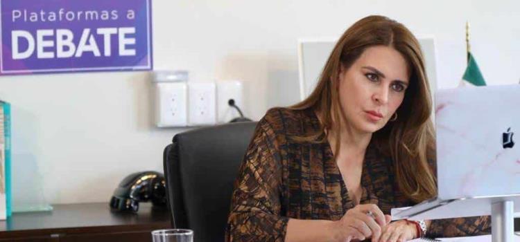 IMPULSAREMOS ACCIONES PARA QUE EL SISTEMA NACIONAL ANTICORRUPCIÓN FUNCIONE ADECUADAMENTE: CAROLINA VIGGIANO