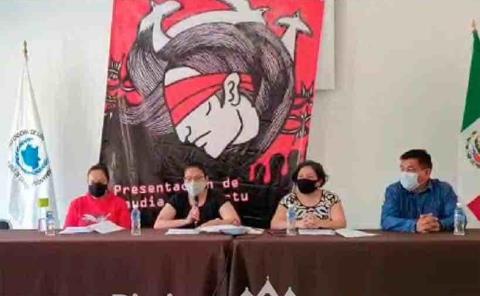 Desaparece británica activista de Nochixtlán